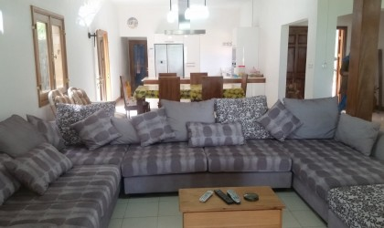 Furnished renting - House - riambel