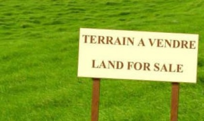 Property for Sale - Ground to be built - grand-gaube