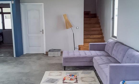 Furnished renting - Villa - fond-du-sac