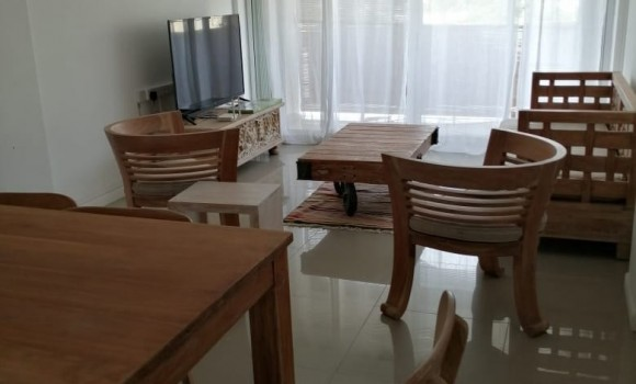 Furnished renting - Apartment - quatre-bornes